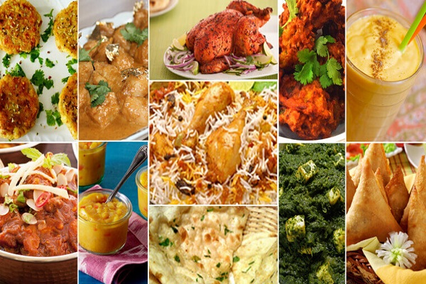 mouth-watering Indian delicacies